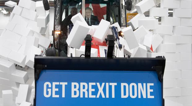 2020 looks set to be the year Britain leaves the EU (Stefan Rousseau/PA)