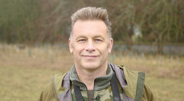 Chris Packham said the aggression he has experienced 'fuels' him (Shout Communications/PA)