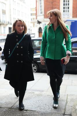 Ms Long Bailey is close friends with Labour deputy leader Angela Rayner (Yui Mok/PA)