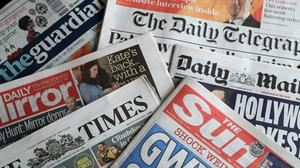 What the papers say- May 22
