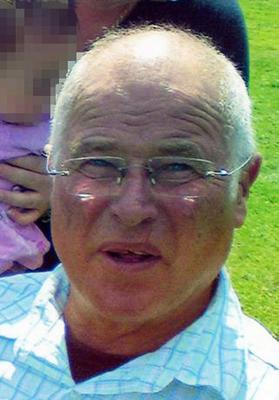Barry Rubery was attacked as he returned home (Avon and Somerset Police/PA)