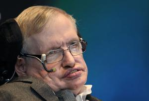 Stephen Hawking warned that the NHS is in peril (Philip Toscano/PA)