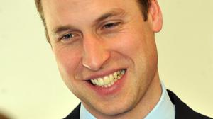 William will take part in anti-bullying sessions led by the Diana Award
