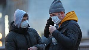 Face masks could leave people more at risk of contracting coronavirus, England's deputy chief medical officer has warned (Yui Mok/PA)
