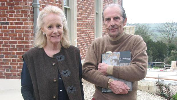 Susie and Esmond Bulmer pictured in 2009 (Ben Birchall/PA)