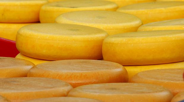 A Portadown-based cheese producer has seen a 30% increase in sales since September and is set to have sold 75,000 rounds of cheese by Christmas Day. (John Walton/EMPICS Sport)