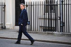 Grant Shapps said the announcement was good news for holidaymakers and British business (Victoria Jones/PA)