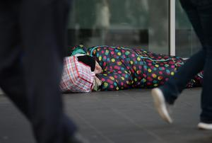 Local authorities moved people into safe accommodation during the pandemic (Nick Ansell/PA)