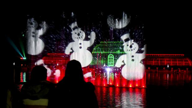 Guests can visit the attraction from Wednesday (Steve Parsons/PA)