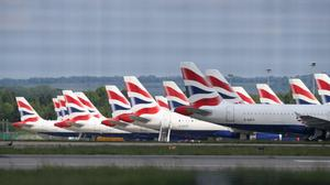 The Commons Transport Select Committee was heavily critical of British Airways (Gareth Fuller/PA)