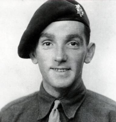Raymond Whitwell, from Malton, North Yorkshire, was called up to the army in September 1939 at the age of 20 (Steve Parsons/PA Archive)