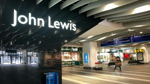 John Lewis stores have been closed to the public since the lockdown was announced in March (Jacob King/PA)