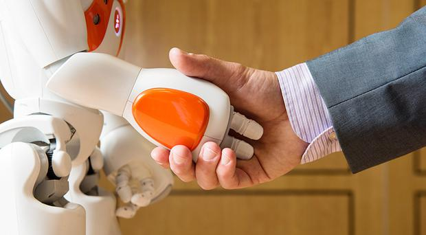 Artificial intelligence technology is becoming increasingly prominent in everyday life (Nic Delves-Broughton/PA)