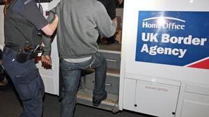 The UK Border Agency was scrapped partly because its performance in dealing with backlog cases was not good enough
