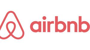 Undated handout file photo issued by Airbnb of their logo.