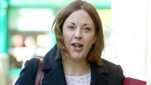 Former Scottish Labour leader Kezia Dugdale succesfully defended the action last year (Andrew Milligan/PA)