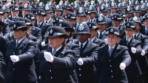 George Osborne has been criticised over changes to police funding