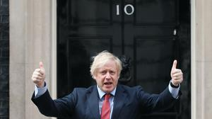 Prime Minister Boris Johnson's new 'stay alert' advice has been criticised as unclear (Yui Mok/PA)