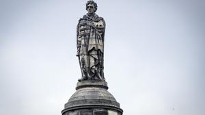 Henry Dundas used his political influence to delay the abolition of slavery by 15 years (Jane Barlow/PA)