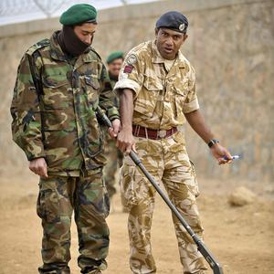 A 55,000-strong petition demands action to protect Afghan interpreters who served on the front line in Helmand with UK troops