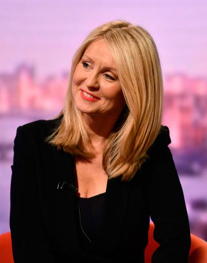Contender: Esther McVey