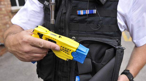 A police issue Taser (PA)