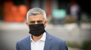 Mayor of London Sadiq Khan has announced investment in youth services (Stefan Rousseau/PA)