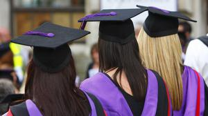 Number of students applying to university rises (Chris Ison/PA)
