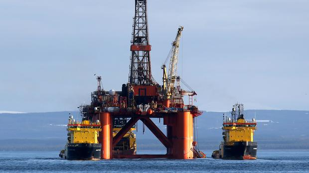 The Scottish Greens have submitted a motion stating the plans for oil and gas drilling at Cambo contradict climate change recommendations (Andrew Milligan/PA)