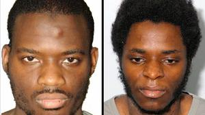 Michael Adebolajo, left, and Michael Adebowale are due to have their appeals heard (Metropolitan Police/PA)