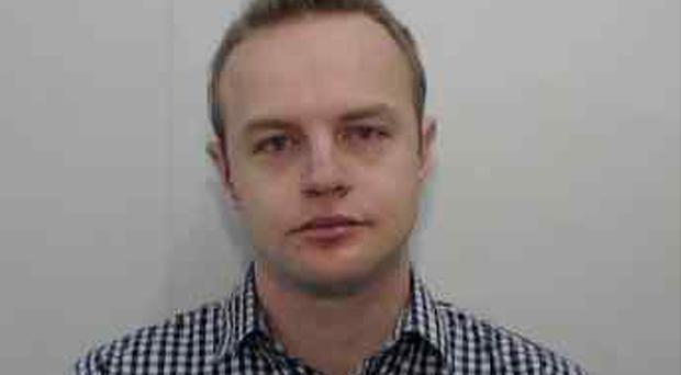 Ryanair pilot Peter Chilvers has been jailed for 18 months (Greater Manchester Police/PA)