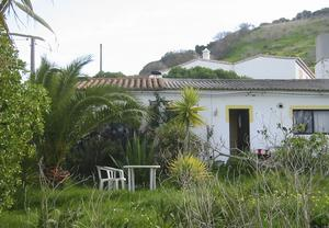 A house in Portugal linked to the suspect (Federal Criminal Police Office of Germany/PA)