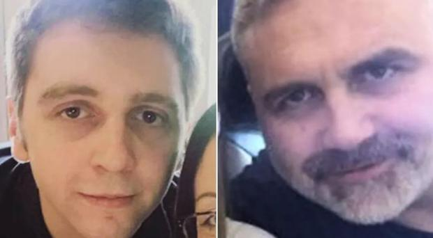 Liam Poole and his father Daniel went missing in Malaga six months ago (Sussex Police/PA)