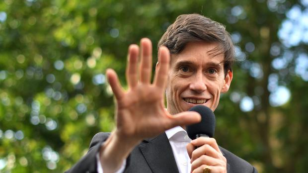 Conservative party leadership contender Rory Stewart (PA)