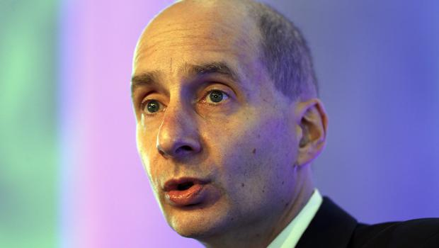 Lord Andrew Adonis apologised for sharing the cartoon (Jonathan Brady/PA)
