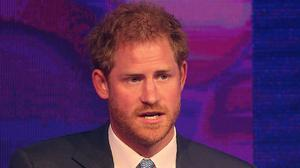 Prince Harry 'is passionate about work to support veterans', his communications secretary said