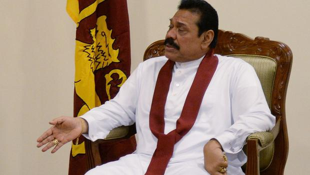 The Sri Lankana government of president Mahinda Rajapaksa refuses to co-operate with an international inquiry into human rights abuses