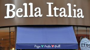 Bella Italia is one of the chains owned by CDG (Nick Ansell/PA)