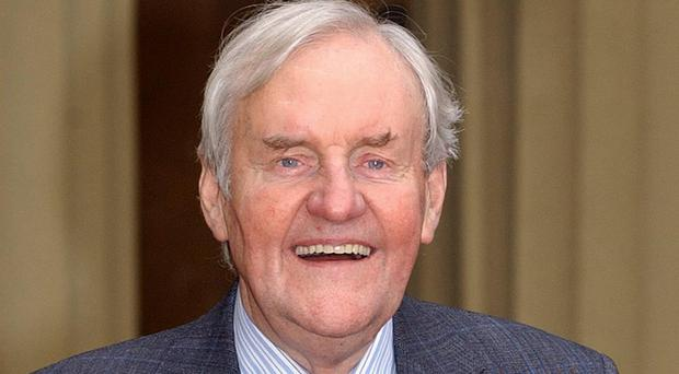 Richard Briers died in February 2013 aged 79 (Kirsty Wigglesworth/PA)