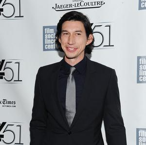 Adam Driver is joining the cast of Star Wars (AP)