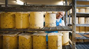 Stilton sales are down 30% this year due to the Covid-19 lockdown (SCMA/PA)