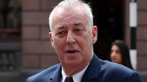 Michael Barrymore is entitled to damages over the wrongful arrest (Gareth Fuller/PA)