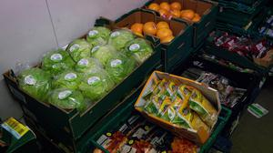 Food distribution charity FareShare is calling for more volunteers and funding to help ensure deliveries continue to reach the most vulnerable (Jacob King/PA)