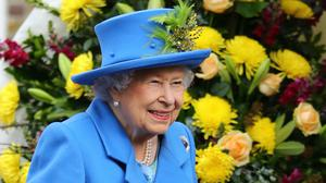 The Queen (Aaron Chown/PA)