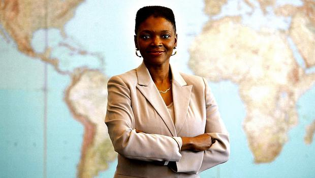 Baroness Amos is leaving her position with the UN
