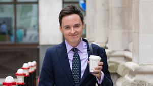 A police investigation is under way following a controversial interview published by Darren Grimes (pictured) (Dominic Lipinski/PA)