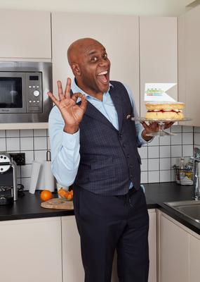 Big Lunch ambassador Ainsley Harriott said it was heartening to see communities pulling together (The Big Lunch/PA)