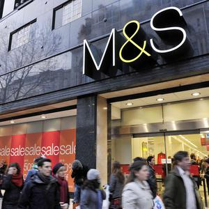 Marks & Spencer has agreed to take 100,000 sq ft in the new scheme, its largest store outside Dublin