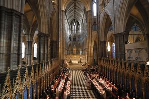 The Abbey has just come through its longest closure since the Queen's Coronation nearly 70 years ago (Kirsty Wrigglesworth/PA)