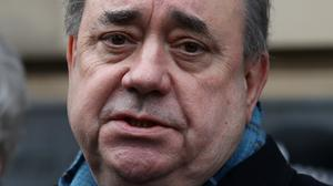 Alex Salmond was cleared of attempted rape and a series of sexual assaults after a trial at the High Court in Edinburgh (andrew Milligan/PA)
